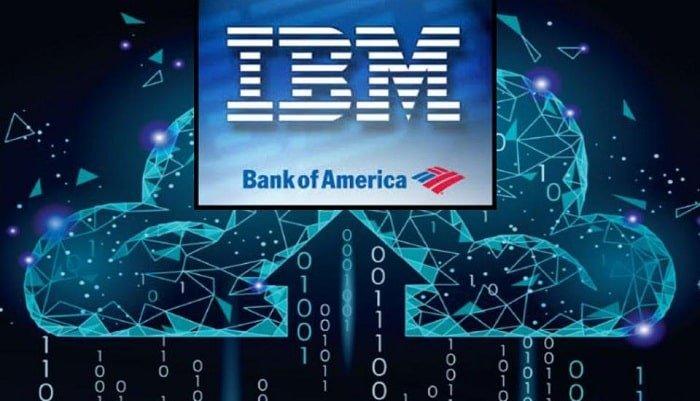 IBM, Bank of America partner to create new cloud solution for enterprises