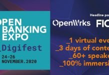 Open Banking Expo Digifest coming soon to your desktop theatre