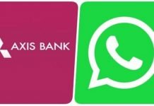 Axis Bank launches WhatsApp Banking  - Bank Anywhere, Anytime on your favorite chatting app