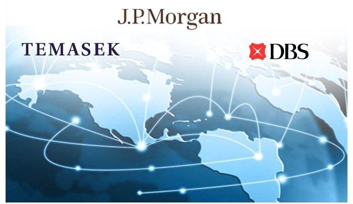 DBS, J.P. Morgan and Temasek to establish platform to transform interbank value movements in a new digital era