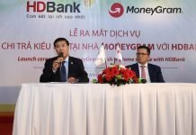MoneyGram partners with HDBank