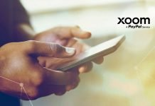Xoom money transfer service