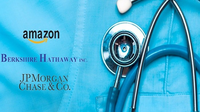 Amazon, Berkshire Hathaway and JPMorgan Chase & Co  to Partner on