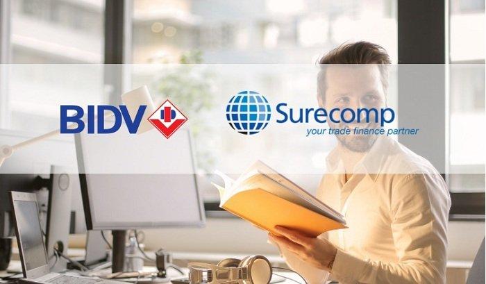 BIDV digital trade finance transformation