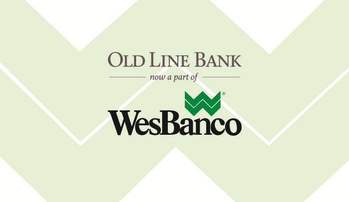 WesBanco completes acquisition of Old Line Bancshares