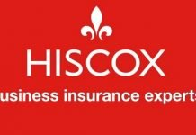 Hiscox Raises £375M to Respond to U.S. Wholesale, Reinsurance Growth Opportunities