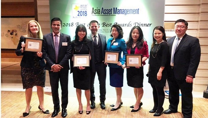 equity fund asian Mellon